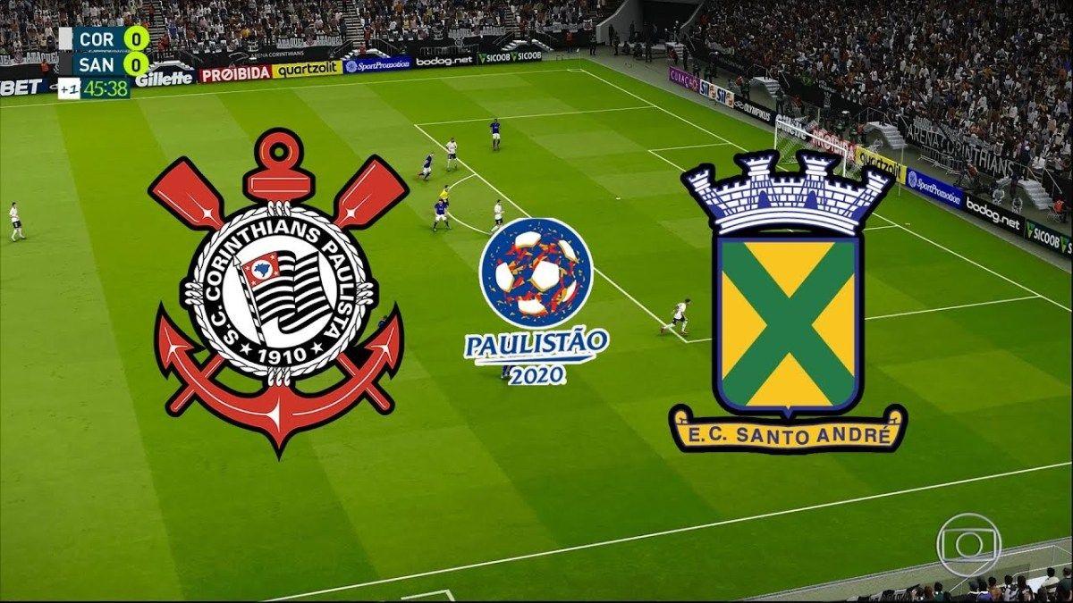 Assistir Agora Corinthians X Santo Andre Ao Vivo Online E De Graca