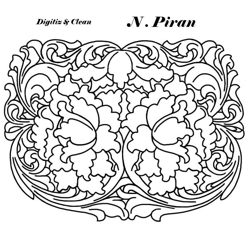 Pin by naser piran on Leather Carving Pattern in 2020