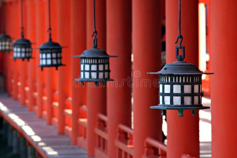 Lanterns At Miyajima S Itsukushima Shrine Japan Lanterns At Miyajima S Itsuku Sponsored Itsukushima Miyajima Lanterns Hir Miyajima Japan Lanterns