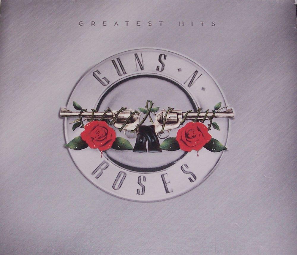 guns n roses greatest hits cd digipak music cd amp lp