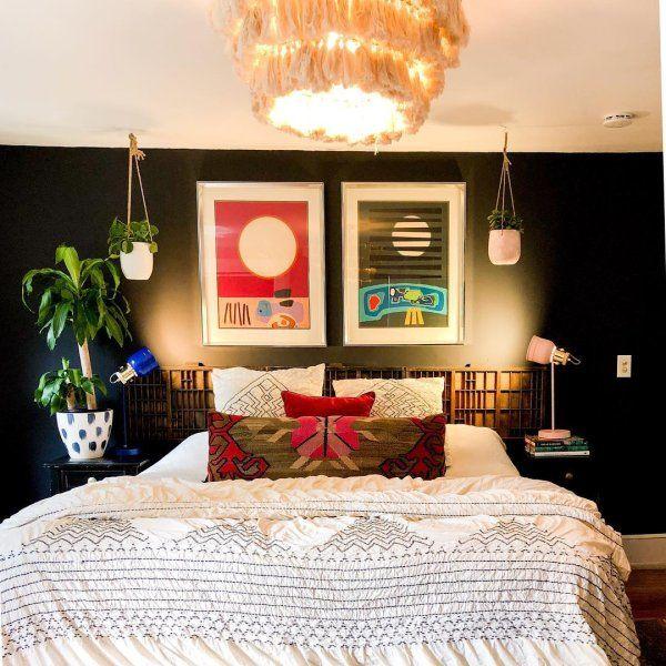 Justina Blakeney Fela Tassel Chandelier Living Design
