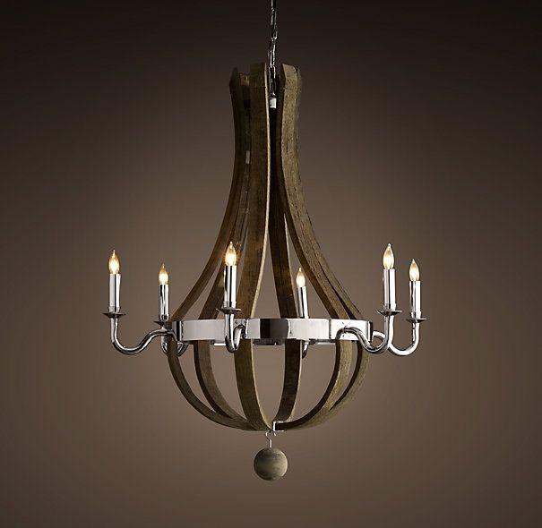 restoration hardware lookalikes save shades of light vs restoration hardware wine barrel chandelier