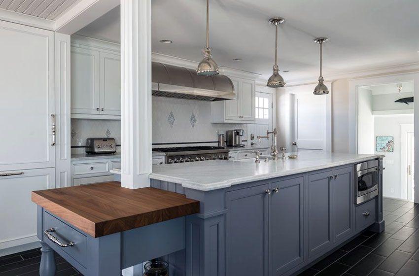 27 blue kitchen ideas pictures of decor paint cabinet designs dark blue kitchens blue on kitchen cabinets blue id=58412