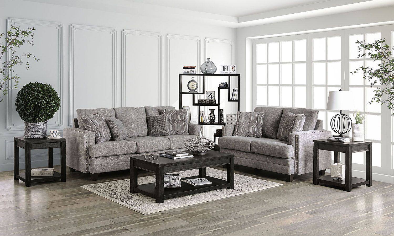 Emelie Living Room Set Living Room Sofa Couch And Loveseat Set