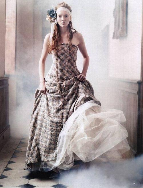 lily cole - fav dress