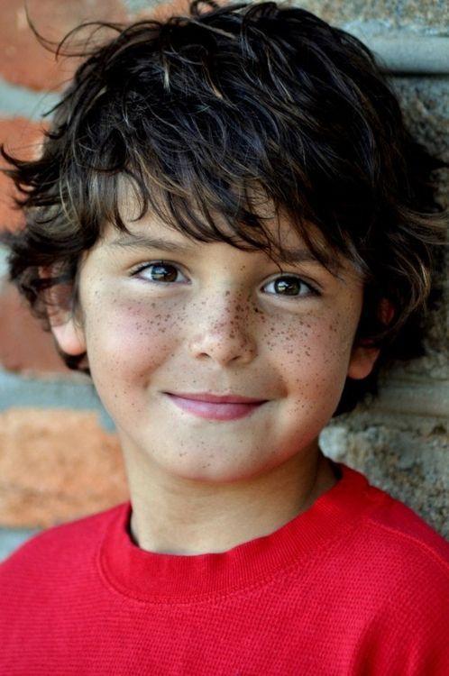 Boys Medium Length Hair Little Boy Haircut In 2019