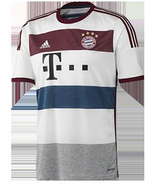 655d7048 Bayern Munich 14/15 Away Kit | Bayern Merch | Fc bayern munich ...