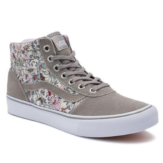 77f8bb81f7 Vans Milton Women s High-Top Skate Shoes