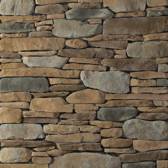 Glen Gery Landmark Stone In The Ashford Ledgestone Color