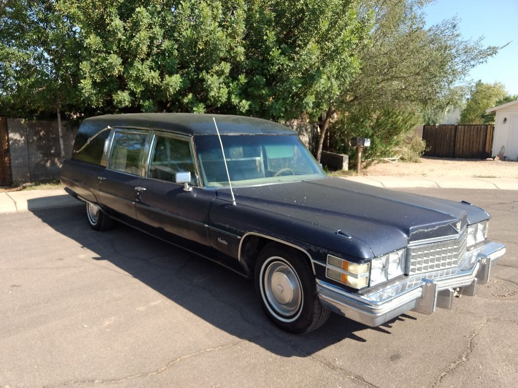 Lincoln town car custom wagon hearse cadillac hearses for sale