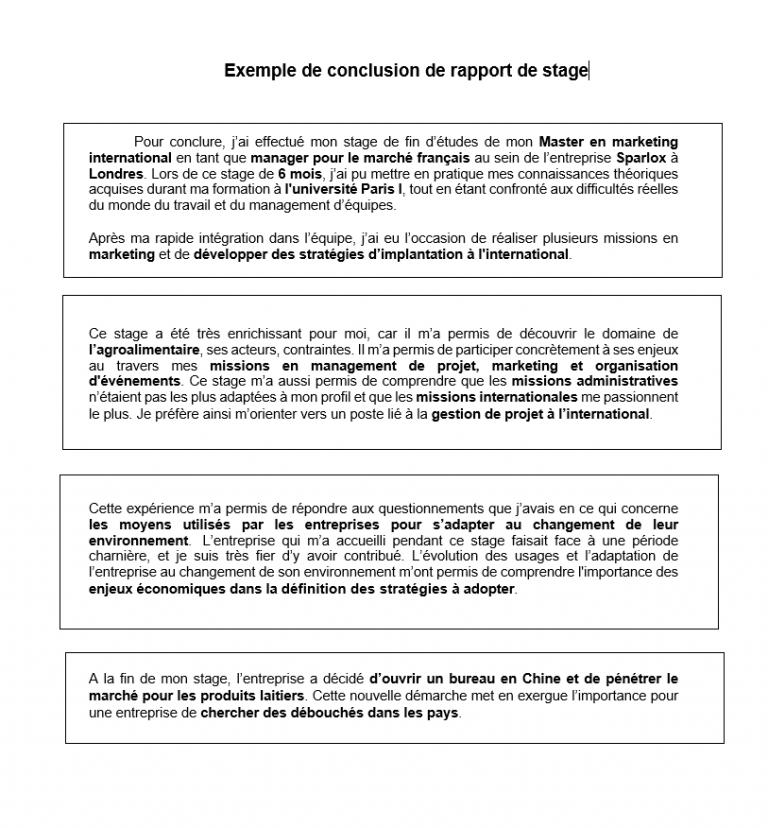 12+ conclusion rapport de stage gouvernoratmaniema en
