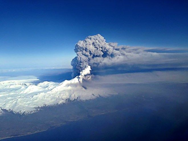Alaska\'s Volcano Cools Down, While a Chilean One Heats Up - After ...