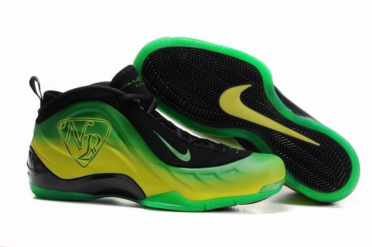 Nate Robinson Shoes Black Green