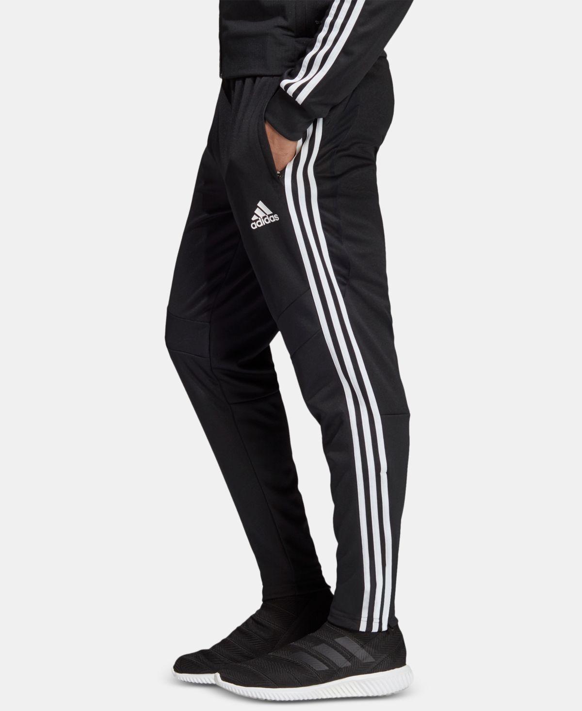 adidas pants all black