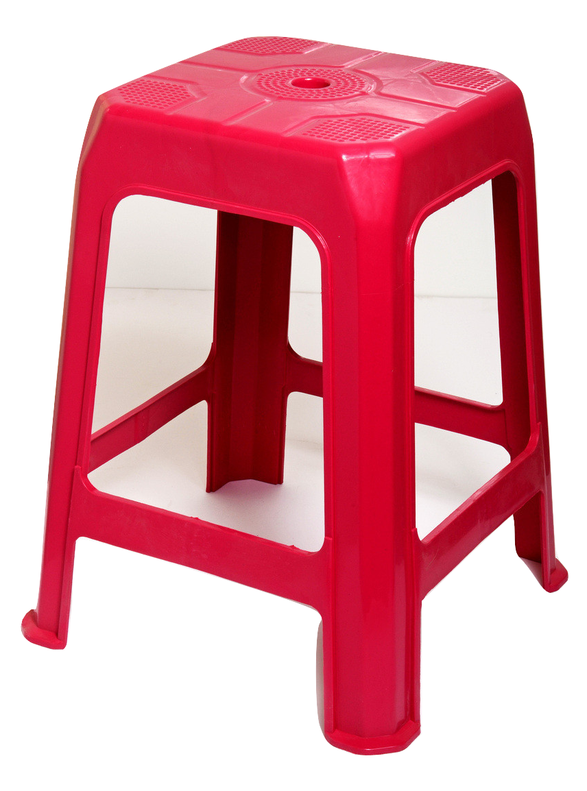 كرسي مربع كبير Large Square Chair Home Decor Decor Plastic Items