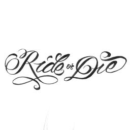 Ride or die cool pictures pinterest tattoo tatting for Ride or die tattoo