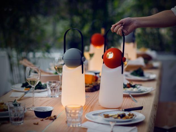 Kabellose LED- und Solarleuchten für Garten und Balkon Spotlight - solarleuchten garten antik