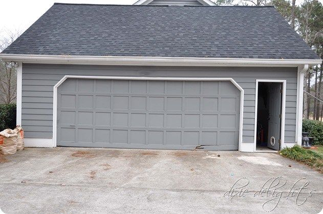 Third Time S A Charm Before After Garage Doors Garage Door Styles Garage Door Design
