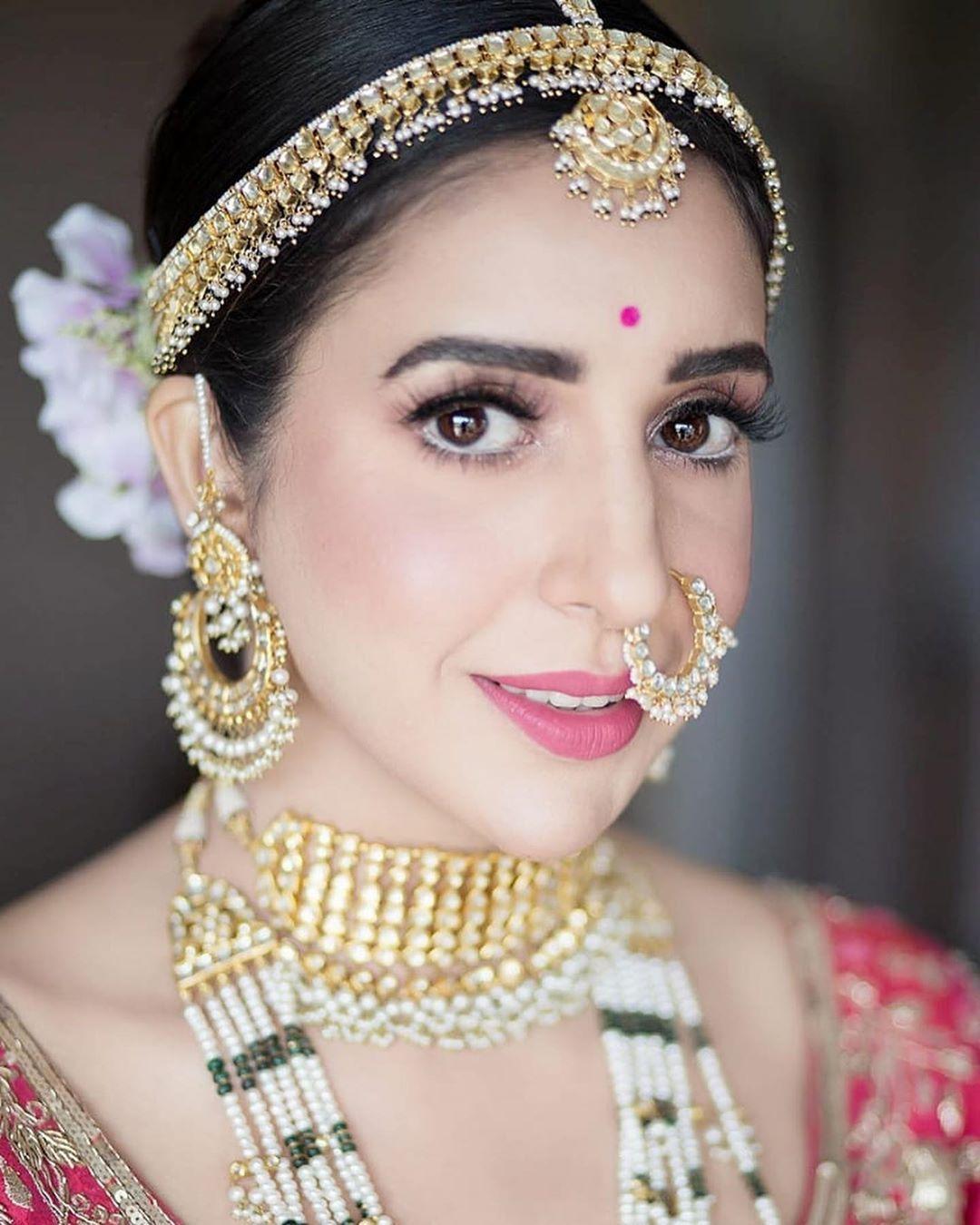 Bridal makeup look makeup look for indian brides