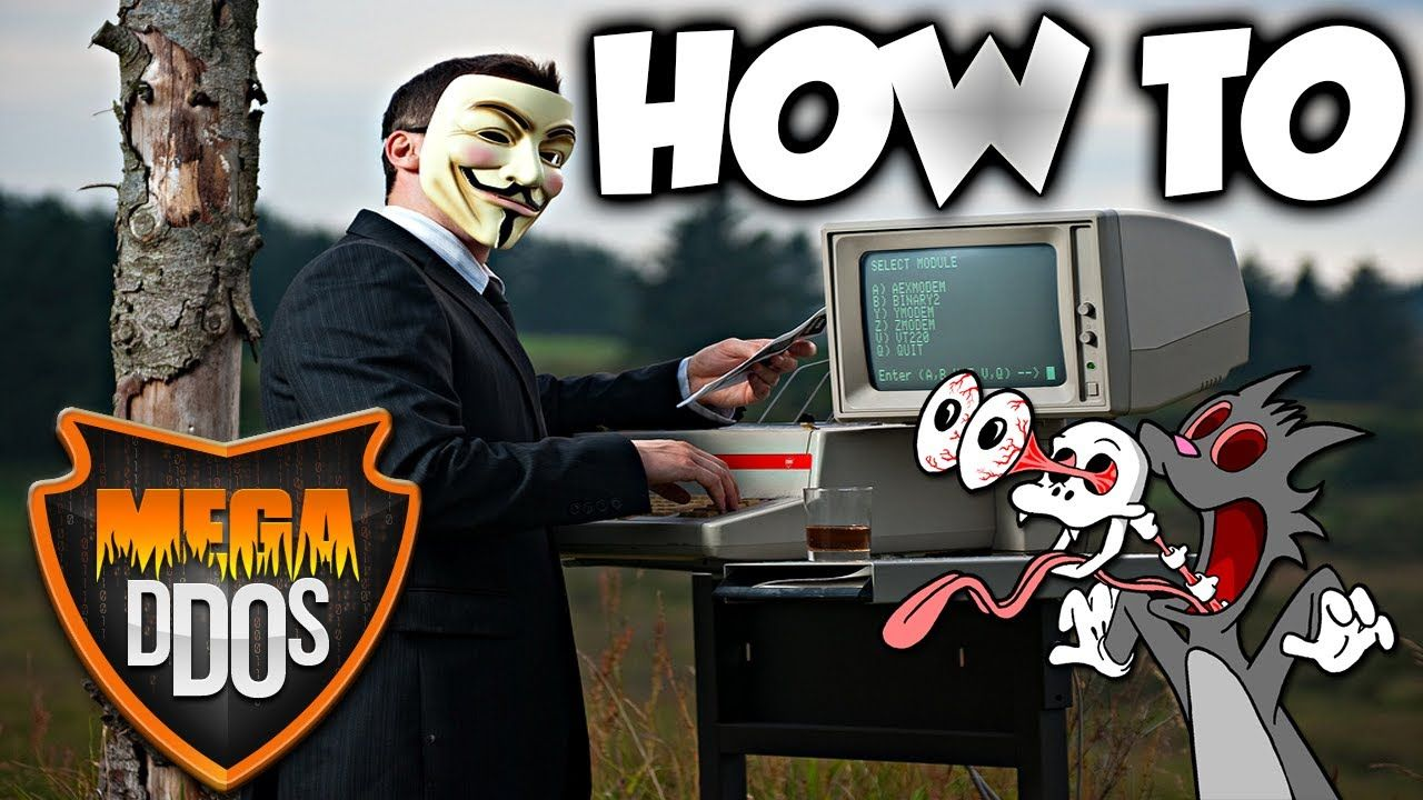 How To Send A MAJOR L4 DDOS Attack In Under 5Min 100 FREE