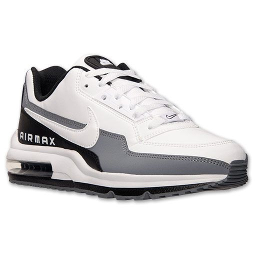 NEW MEN'S NIKE AIR MAX LTD 3 687977 119 WHITEWHITE BLACK COOL GREY | eBay