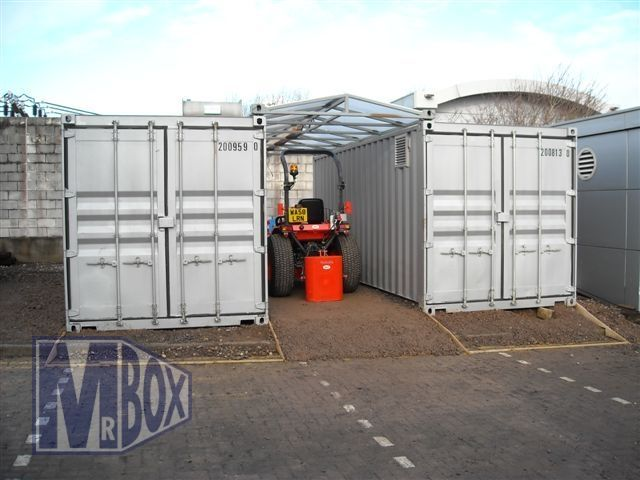 Shipping Container Garage Plans Google Search Auto