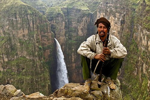 Incredible Simien Mountains in Ethiopia