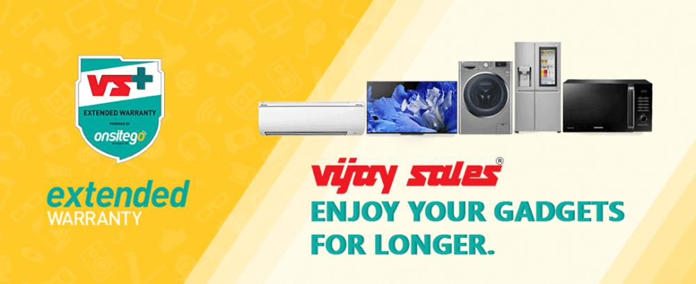 Vijay Sales Banner