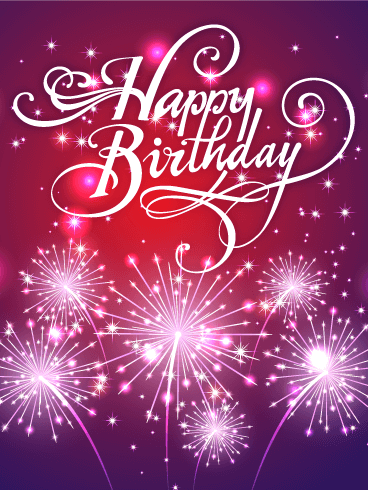 Happy Birthday Card To Loved Ones On Greeting Cards By Davia Its 100 Free And You Also Can Use Your Own Customized