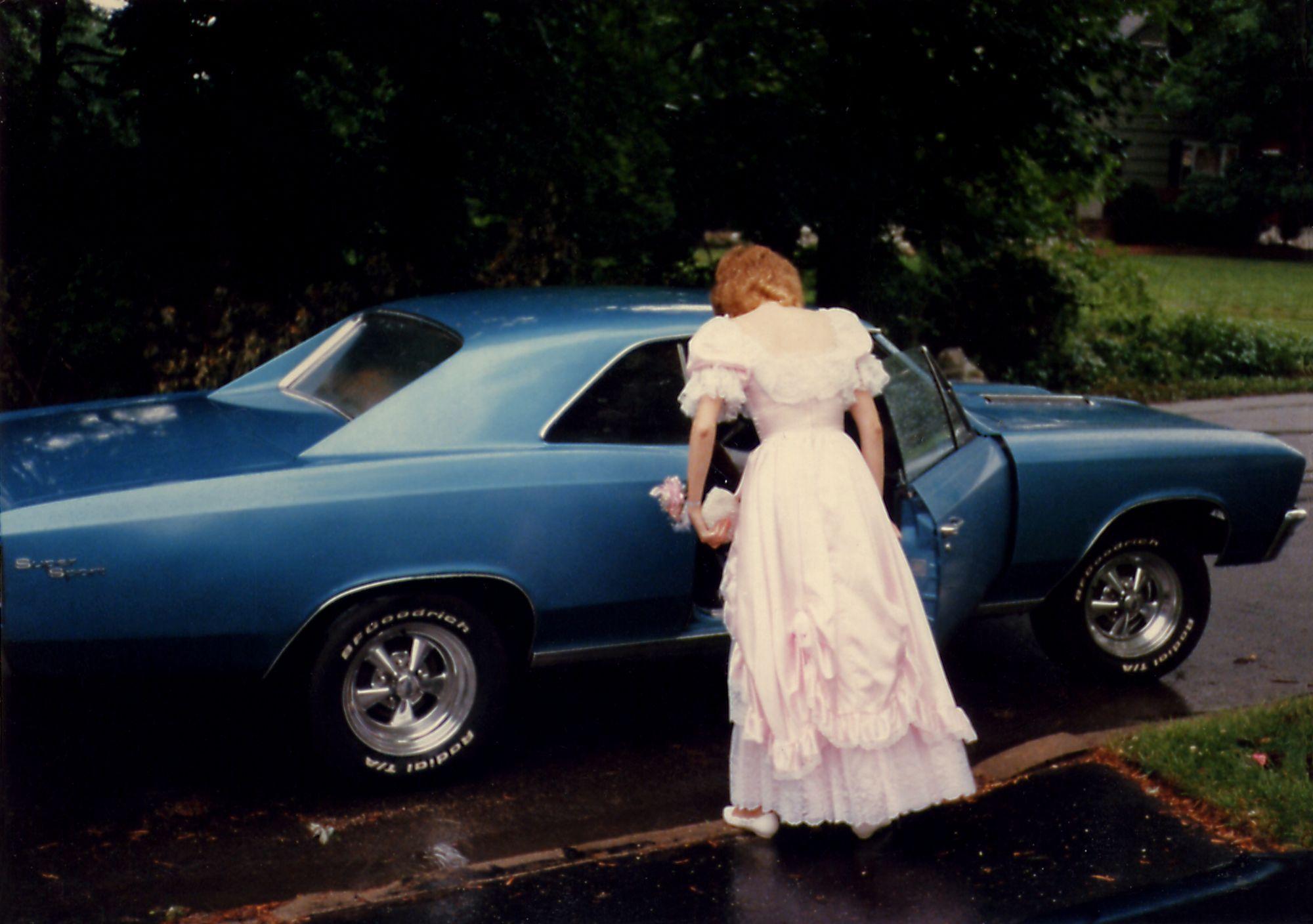 First car memories: Speeding through my senior year of hig
