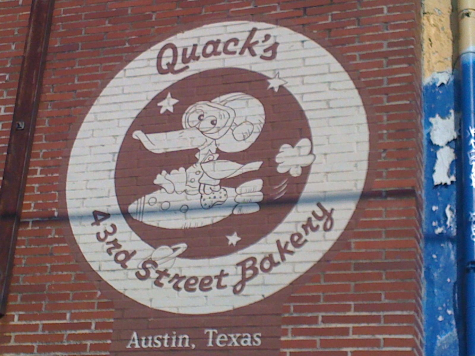 quack 39 s bakery in hyde park not my hood but a cool place. Black Bedroom Furniture Sets. Home Design Ideas