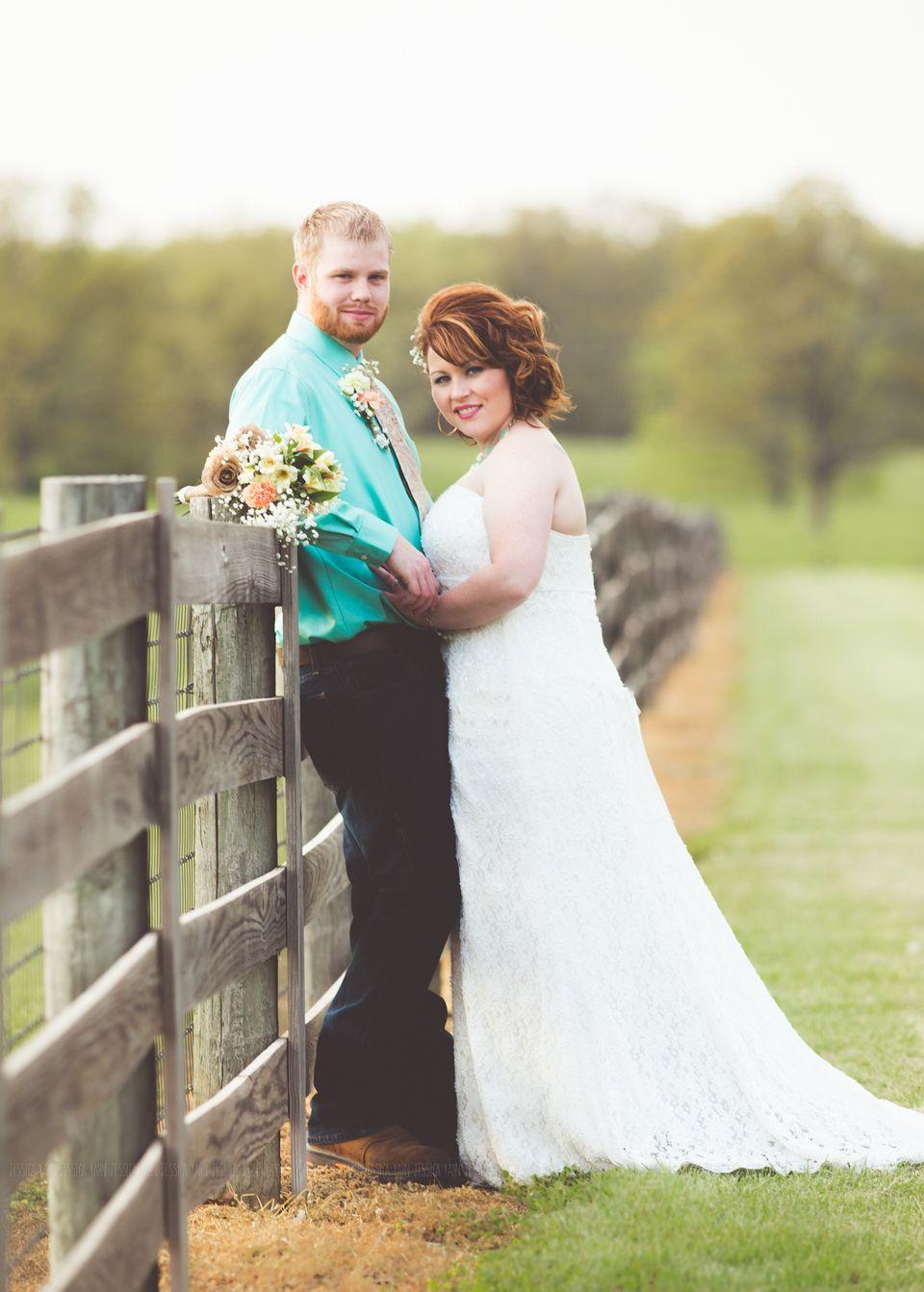Brandon Shawna Jessica Yahn Springfield Missouri Wedding Photography Midwest Engagement