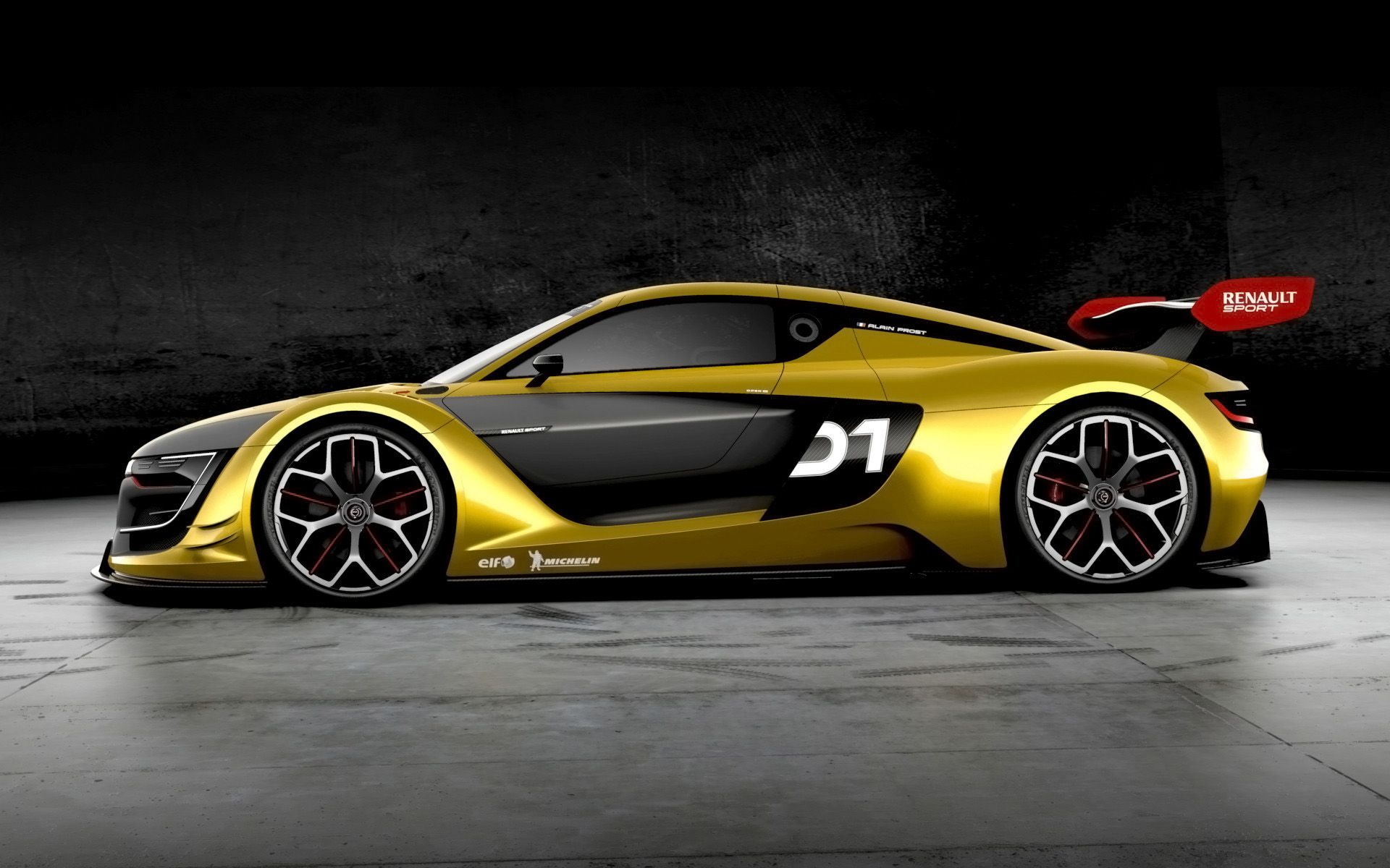 Renault Sport RS Renderings Wallpaper HD Car - Cool cars 2014