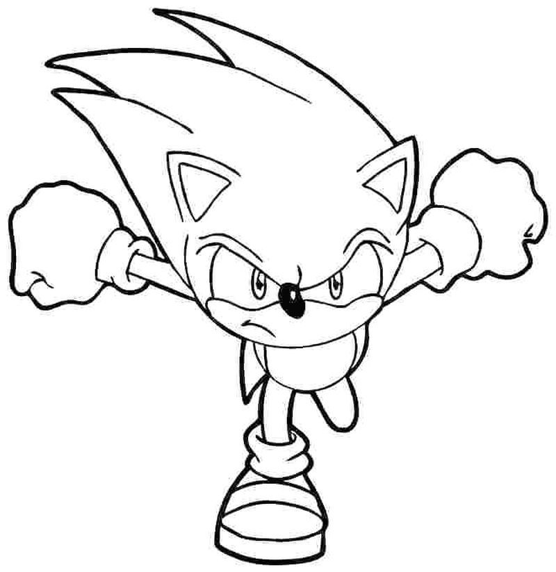 Sonic The Hedgehog Coloring Pages Pdf Download Free Coloring Sheets Hedgehog Colors How To Draw Sonic Animal Coloring Pages