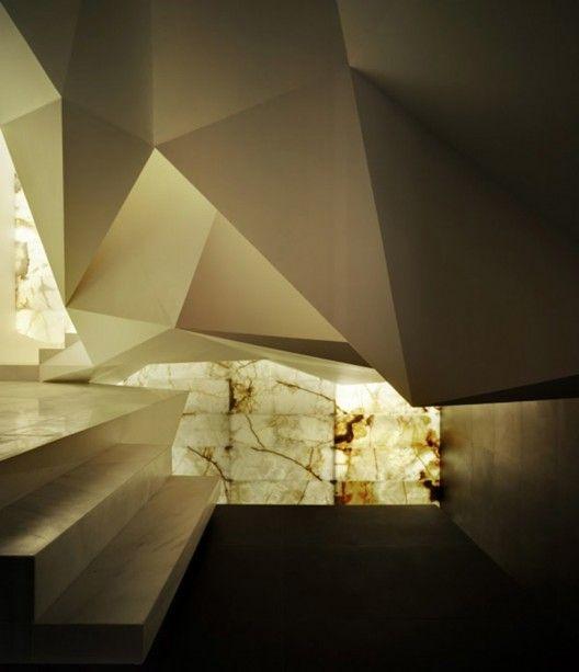 Panteón Nube/Clavel Arq