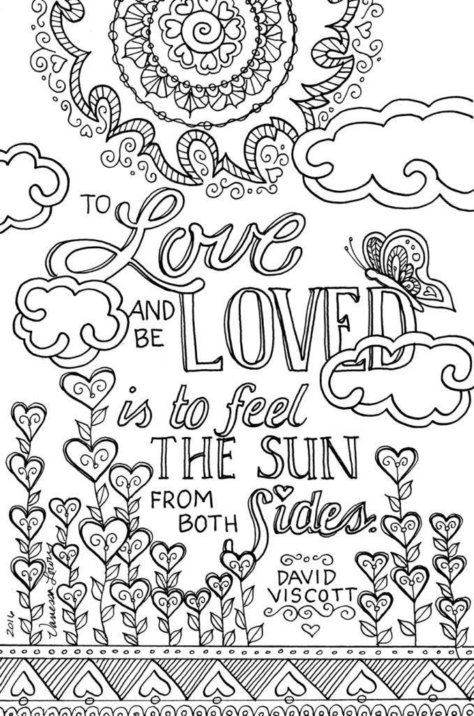 Wedding Coloring Books The Next New Trend Georgia Engraving Printing And Promotional Gifts Inkwell Designers Quote Coloring Pages Love Coloring Pages Coloring Books