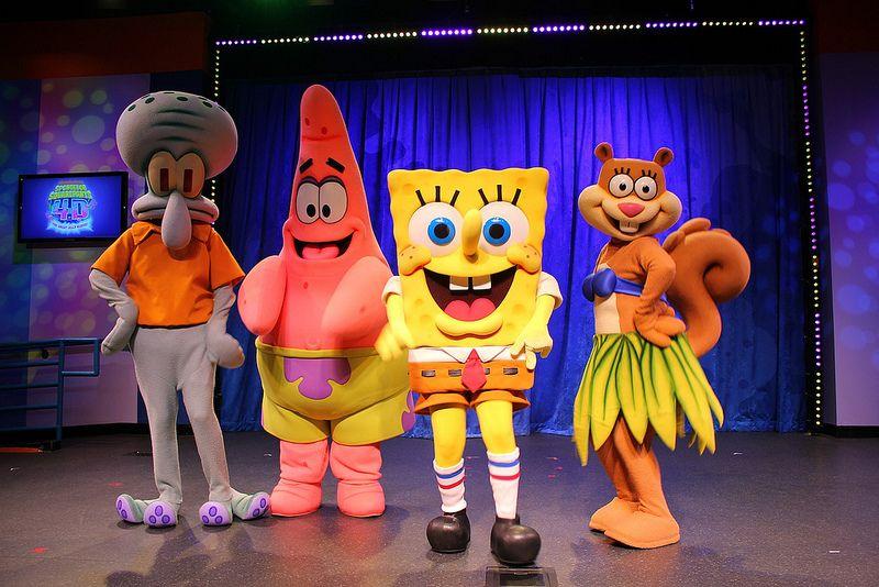 SpongeBob SquarePants Nick Hotel