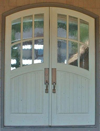 True divided lite doors d181 love this bubble glass for European exterior doors