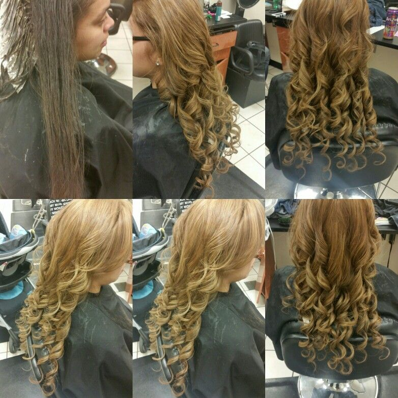 Before And After Pictures Base Color Is A 6n 7n Socolor