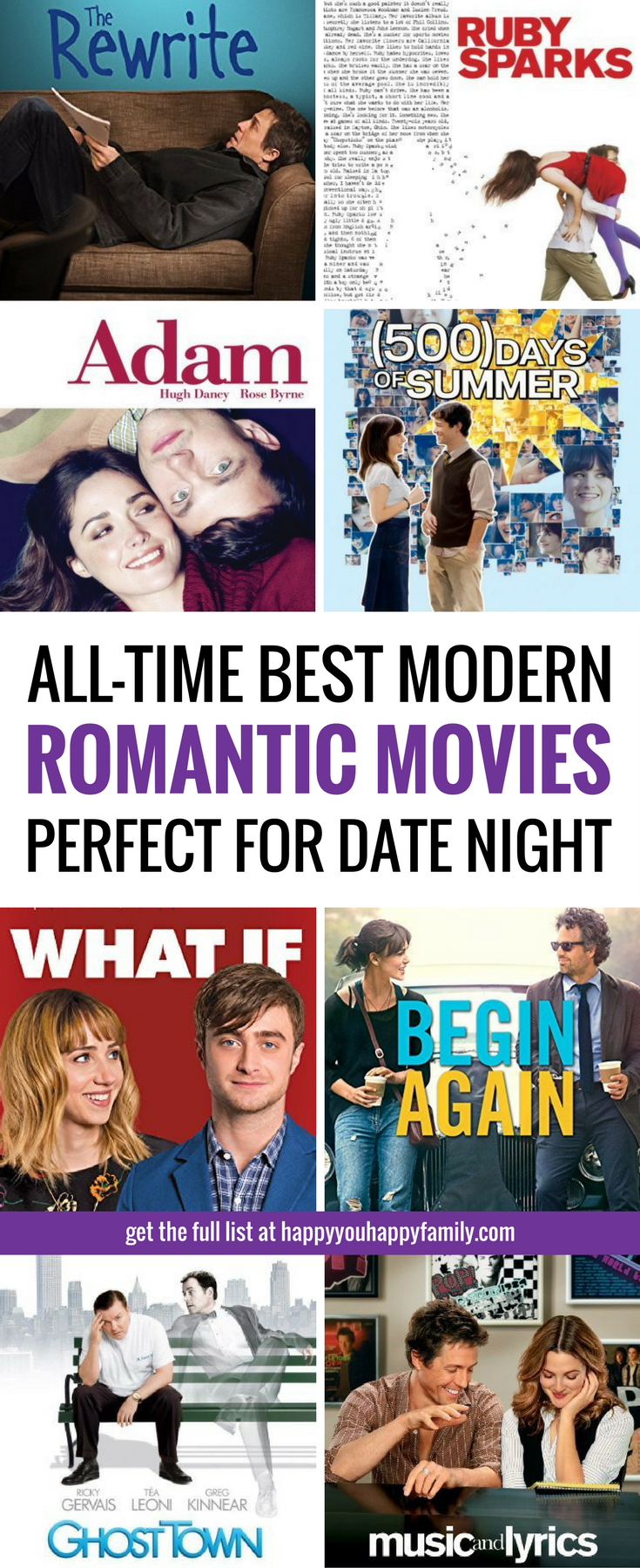 10 Movies That Will Make Your Marriage Happy, According to