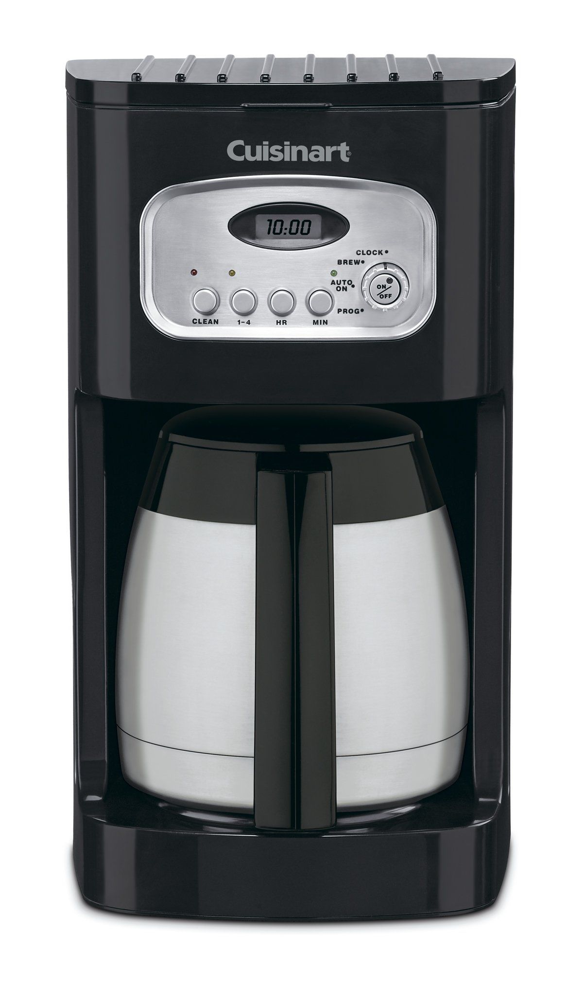 Cuisinart DCC1150BK 10Cup Classic Thermal Programmable