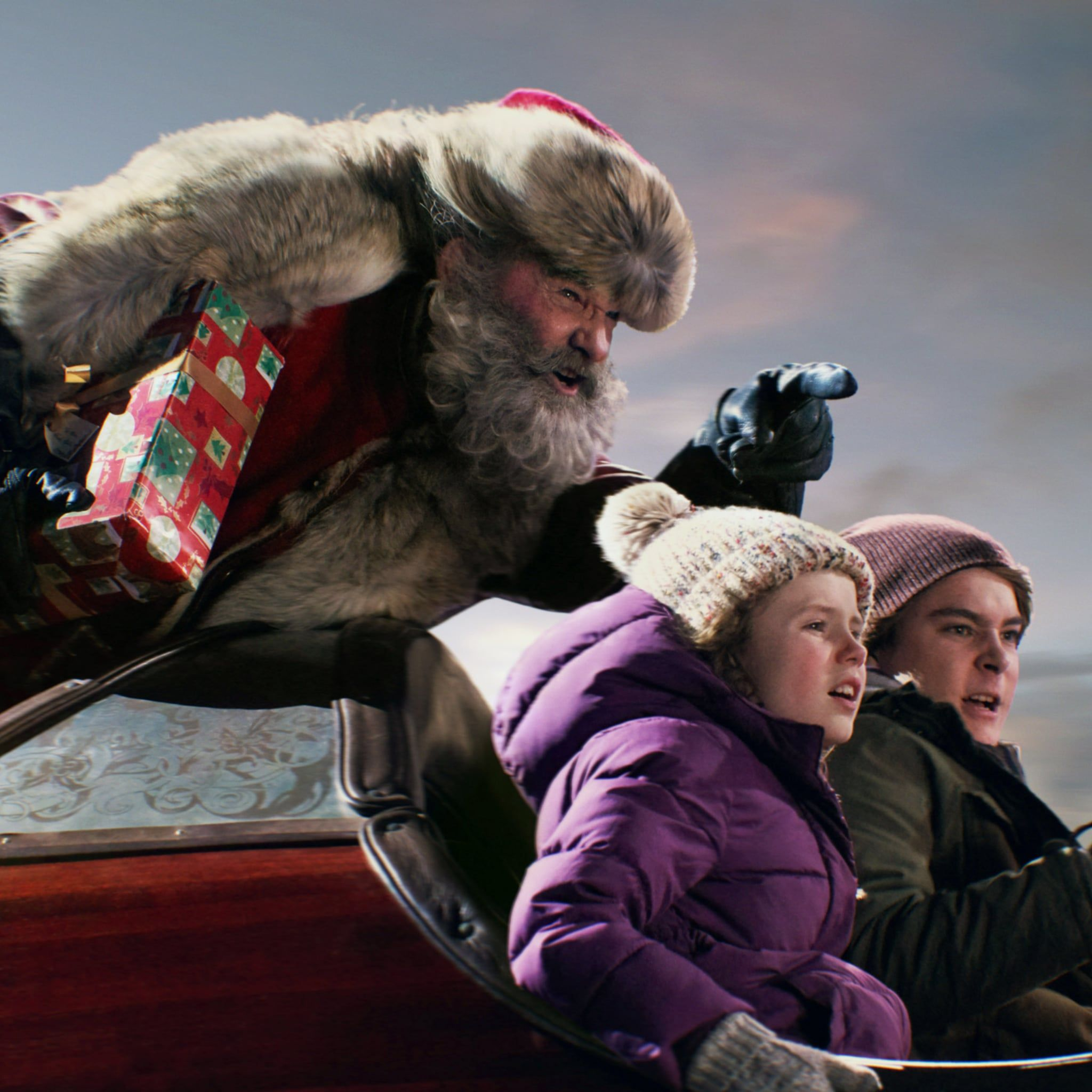 Everything We Know So Far About The Christmas Chronicles 2