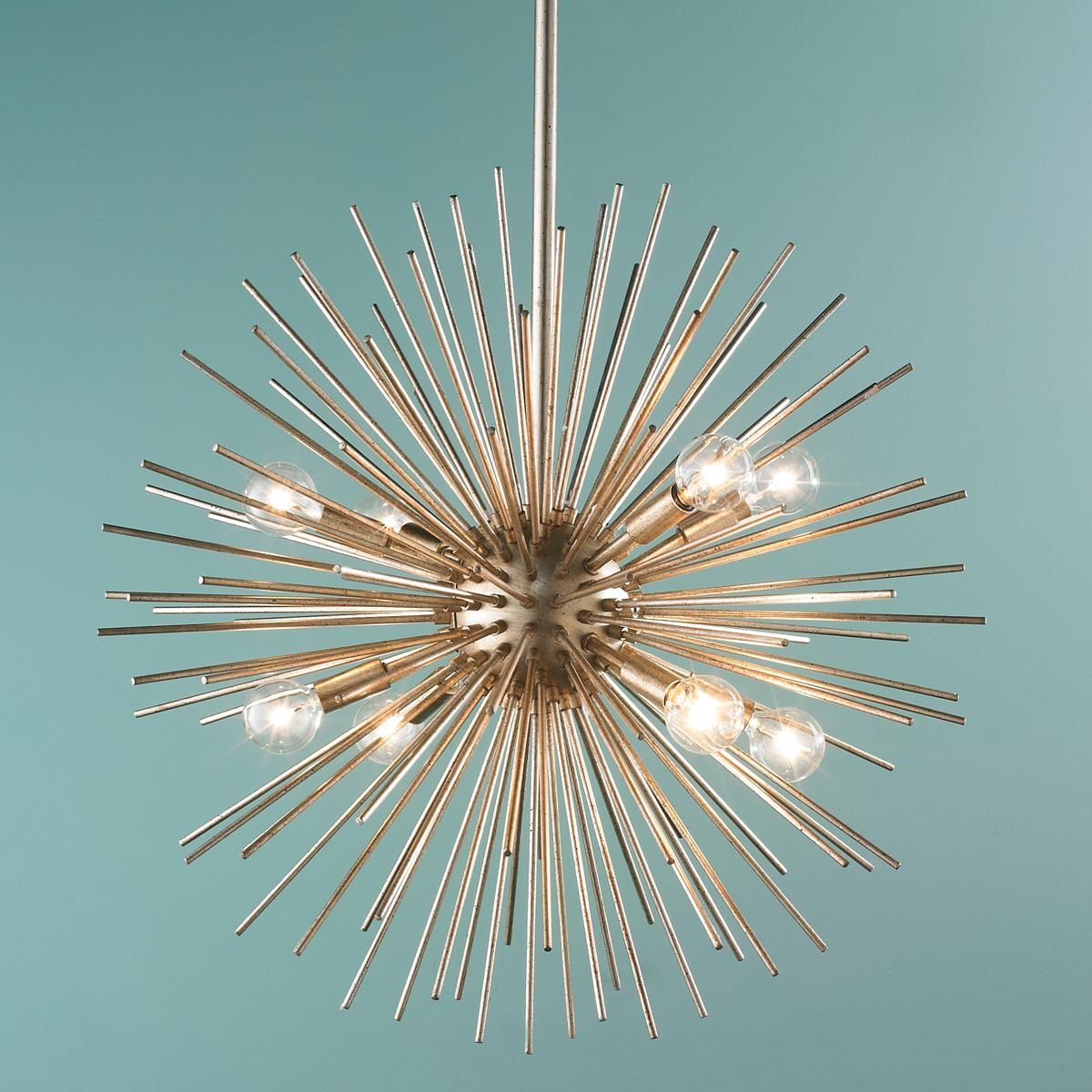 Galaxy Star Modern Chandelier | Chandeliers, Jonathan adler and Modern