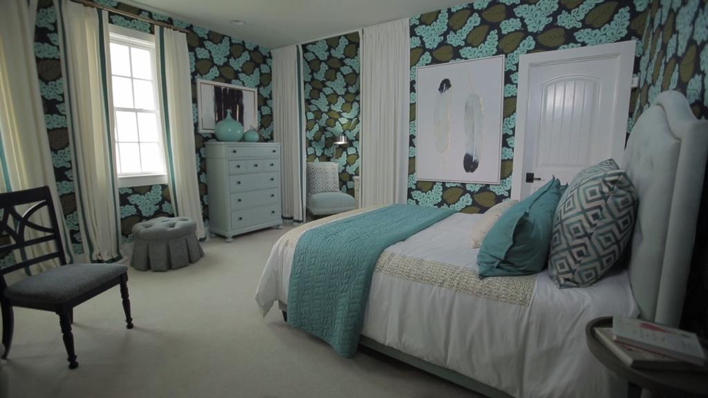 HGTV Smart Home 2016 Guest Bedroom