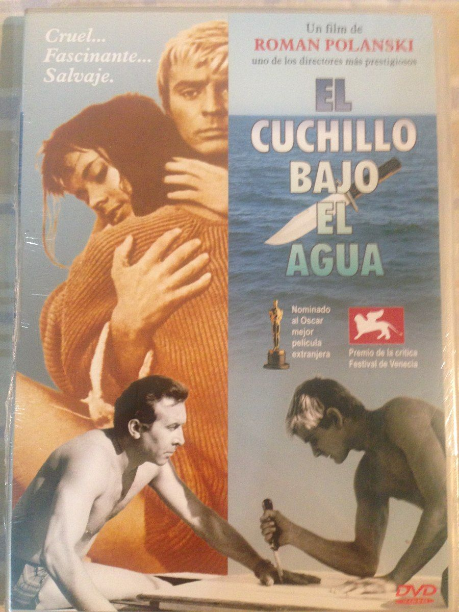 El Cuchillo Bajo El Agua 1962 Roman Polanski Movies To Watch I Movie Movies