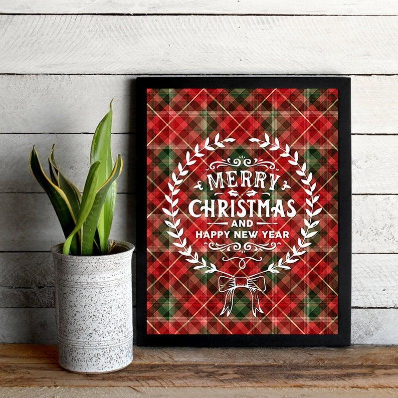 180 Christmas Wall Decors Ideas