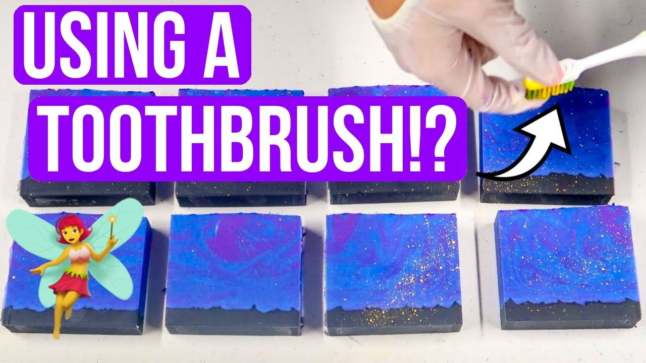 Fairy Night Cold Process Soap Making | Royalty Soaps