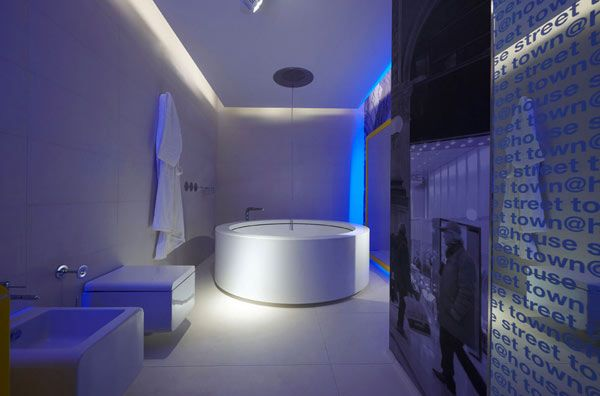 Led Bathroom Lighting Beautiful And Modern In 2020 Led Bathroom