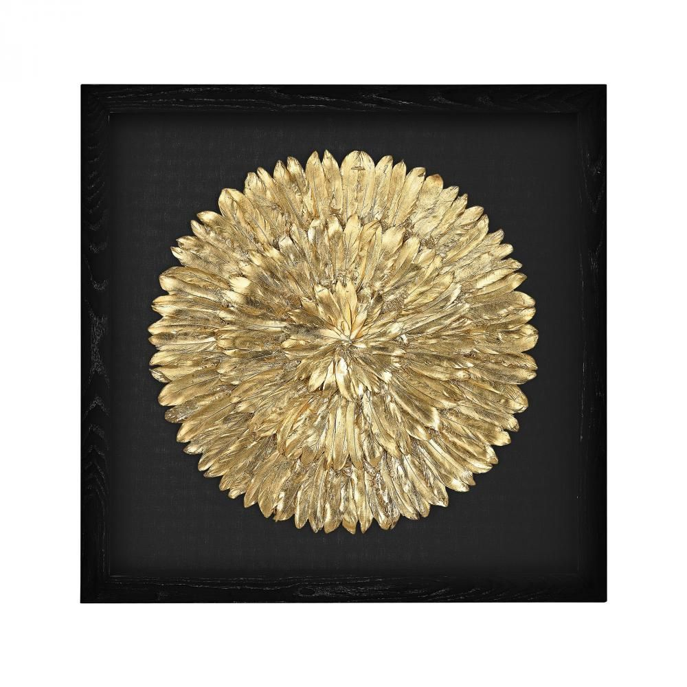 Gold Feather Spiral   COLOR: Gold   Pinterest   Feathers, Gold and ...