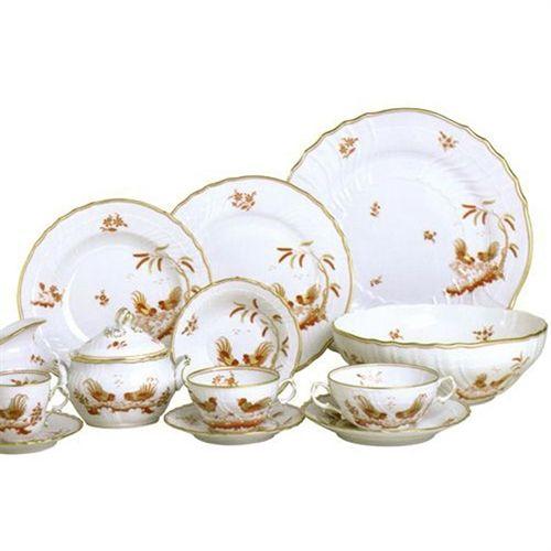 Ginori Galli Rossi China Patterns Table Top Fine China
